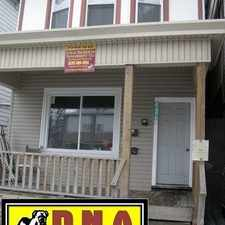 Rental info for 436 W. Broad St.