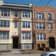 Rental info for 110 Arlington Ave. in the Jersey City area