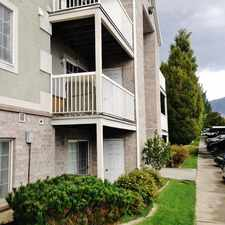 Rental info for 1324 W 1480 N in the Orem area