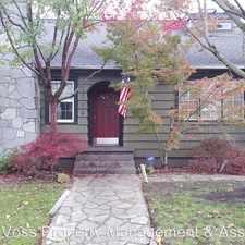 Rental info for 3314 NE 49th Ave in the Rose City Park area