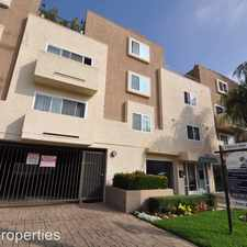 Rental info for 11035 Otsego Street in the Los Angeles area