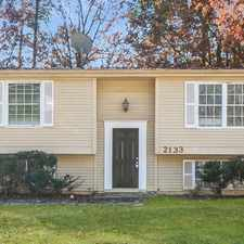 Rental info for 2133 Scarbrough Road