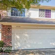 Rental info for 8530 Wild Basin Drive