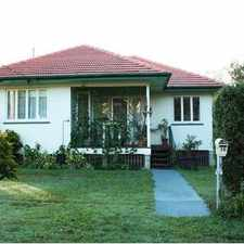 Rental info for Refurbished gem in ideal location in the Brisbane area