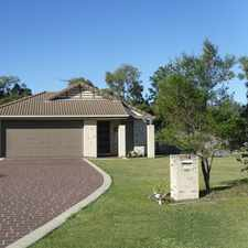 Rental info for Great Family Home - 800m2 Block - 3 Bedrooms + Study or 4th Bedroom.... in the Morayfield area