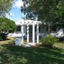 Rental info for BEAUTIFUL HOME IN QUIET AREA in the Hervey Bay area
