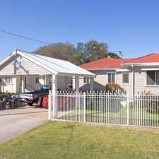 Rental info for City Living with loads of extras in the North Toowoomba area