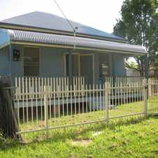 Rental info for Cosy Cottage on Beatson in the Grafton area