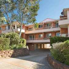 Rental info for DEPOSIT RECEIVED in the Westmead area