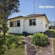 Rental info for APPLICATION APPROVED!!!!!!!!!!!!!!!!!!!!!!!!!!!!!!!!!!!!!Short Walk to Everything in Morisset