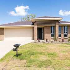 Rental info for Large Family Home in Fantastic Estate!! in the Toowoomba area