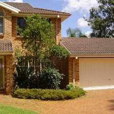Rental info for Easy Living in the Sydney area
