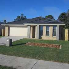Rental info for SPACIOUS & CONTEMPORARY HOME in the Bundamba area