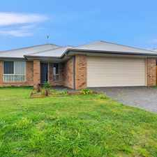 Rental info for Executive Living in Cranley in the Toowoomba area