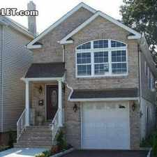 Rental info for Three Bedroom In Paterson in the 07501 area
