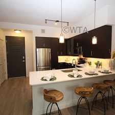 Rental info for 91 Rainey St Apt 28487 in the South River City area