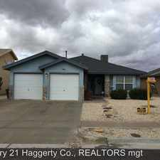 Rental info for 581 Sun Ray Way in the Socorro area