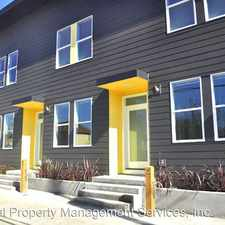 Rental info for 4928 N Gantenbein Ave in the Humboldt area