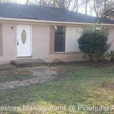 Rental info for 2711 Monticello Drive