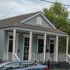 Rental info for 643-45 S. Dupre Street - 645 S Dupre in the Gert Town area