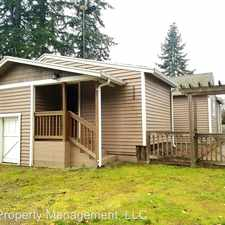 Rental info for 6908 Long Lake Rd SE