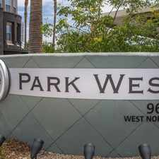 Rental info for Vue Park West in the 85345 area