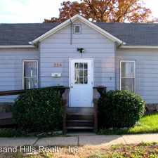 Rental info for 224 W College