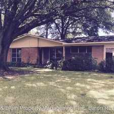 Rental info for 11666 Fairhaven in the Baton Rouge area