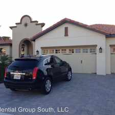 Rental info for 3822 BOWFIN TRAIL