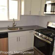Rental info for 530 Chestnut Street