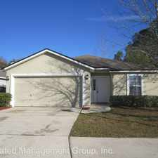 Rental info for 9598 WATERSHED DRIVE E in the Jacksonville area