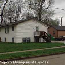 Rental info for 533 N Wayland Avenue Lower in the Sioux Falls area