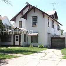 Rental info for $325 or best offer - Efficiency Apartment in Boone, IA