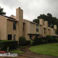 Rental info for 16505 Tiffany Ct in the Houston area