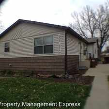 Rental info for 2310 E 6th St. in the Sioux Falls area