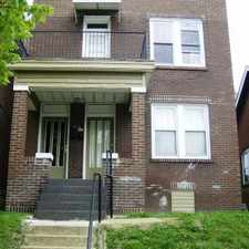 Rental info for 4628 S. Compton Ave. 2nd Flr in the Mount Pleasant area