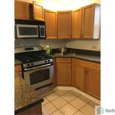 Rental info for Great rehab 3 bedroom unit, laundry room on lower level, secure building with camers in the East Garfield Park area
