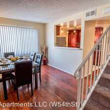 Rental info for 2315 W 54th Street # 7 in the Park Mesa Heights area