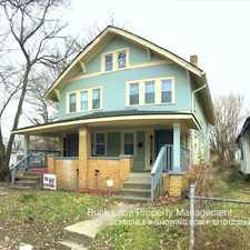 Rental info for 542 N. Dearborn Street in the Indianapolis area