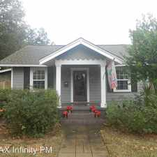 Rental info for 2115 N 12th Ave in the 32501 area