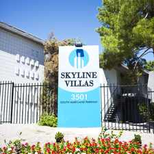 Rental info for Skyline Villas in the Las Vegas area