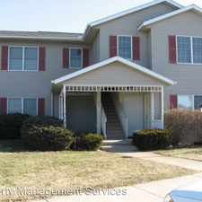 Rental info for 120 S Silverwood Ln, Apt. B *
