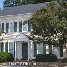 Rental info for 106-B Ole Towne Square