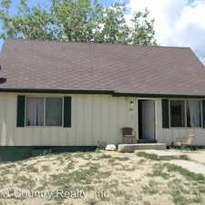 Rental info for 2184 Whitewood Drive in the Colorado Springs area