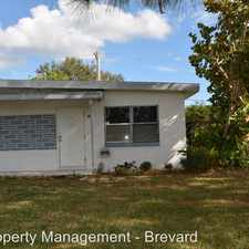 Rental info for 1847 Mosswood Drive