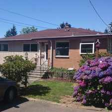 Rental info for 11041 2nd Avenue Northwest in the Broadview area