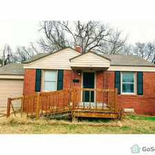 Rental info for 3 bedroom 1 bath home FOR RENT large yard in the Oklahoma City area