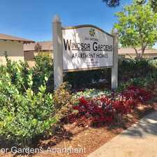 Rental info for 1651 Mitchell Ave. #G-3 in the Irvine area