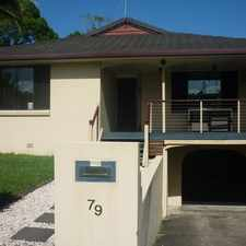 Rental info for Family Home in Heart of Alex. PRICE REDUCED in the Sunshine Coast area