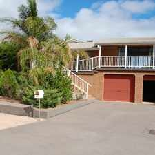 Rental info for Great Views of the Gulf & Ranges in the Port Augusta West area